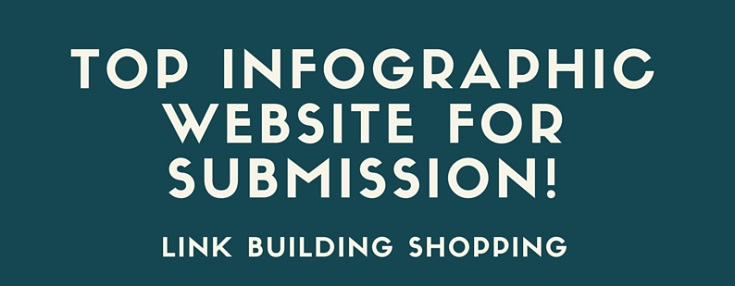 List of Infographics Sites for Link Building