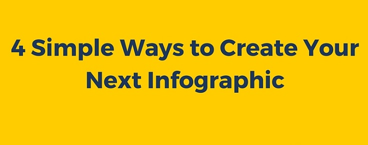 4 Simple Way To Create Your Next Infographic