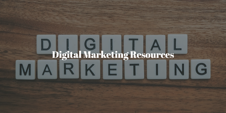 online marketing resources 2019